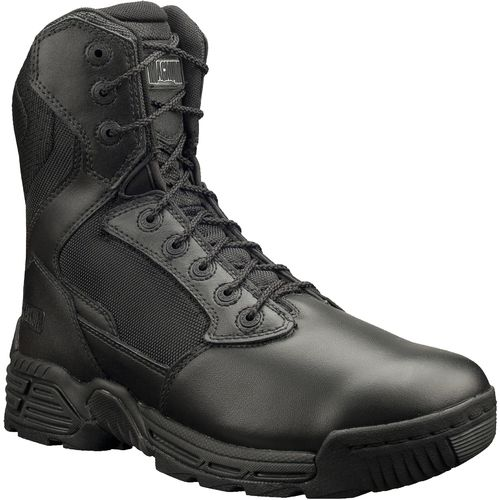 Magnum Boots Men's Stealth Force 8.0 Side Zip Composite Toe Boots