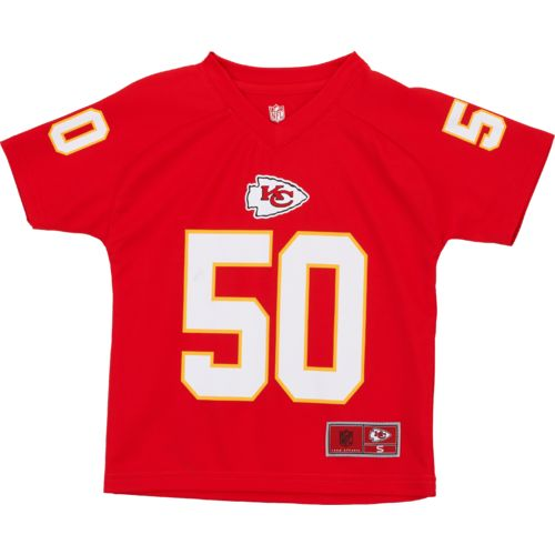NFL Toddlers Kansas City Chiefs Justin Houston #50 T-shirt