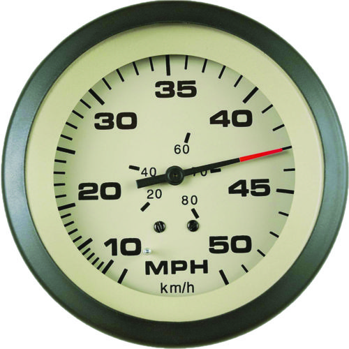 SeaStar Solutions Sahara 65 mph Speedometer - view number 1