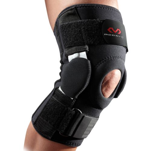 Display product reviews for McDavid Level 3 Dual-Disk Knee Brace