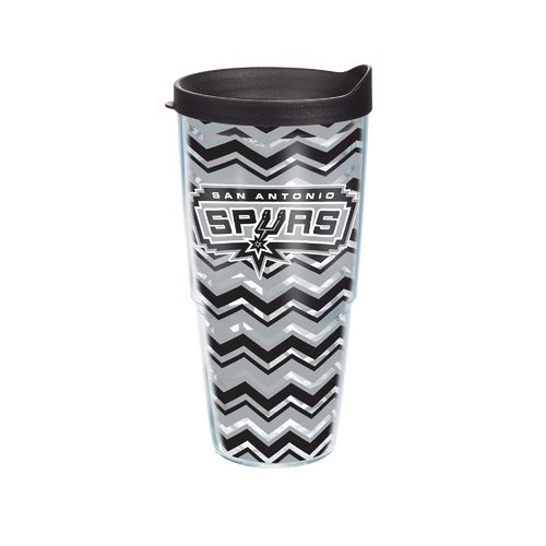 Tervis San Antonio Spurs Chevron 24 oz. Tumbler with Lid