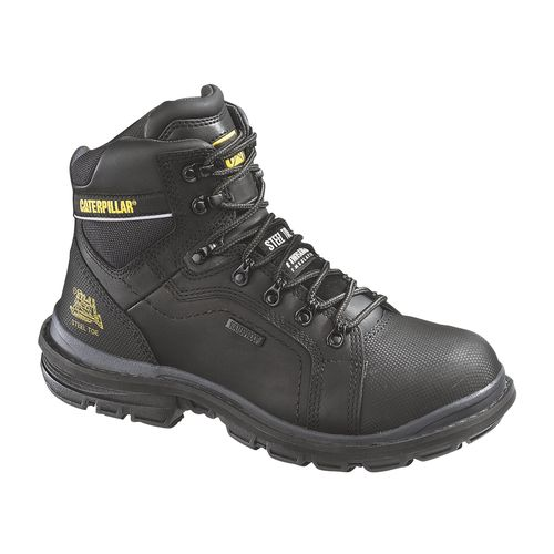 Cat Footwear Men's Flexion Manifold Steel-Toe Work Boots