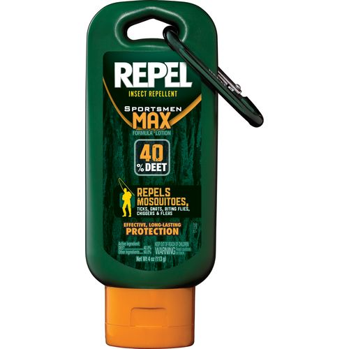 Repel Sportsman Max Formula Insect Repellent 4 oz.