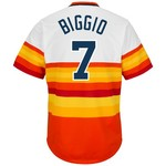 Majestic Men's Houston Astros Craig Biggio #7 Replica Jersey