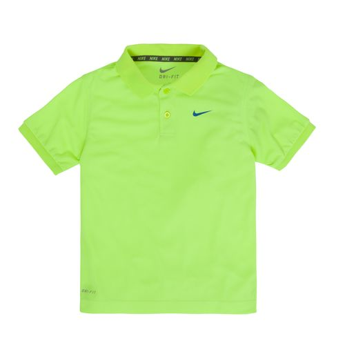 nike toddler boys 39 dri fit short sleeve polo shirt academy