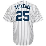 Majestic Men's New York Yankees Mark Teixeira #25 Cool Base® Home Jersey