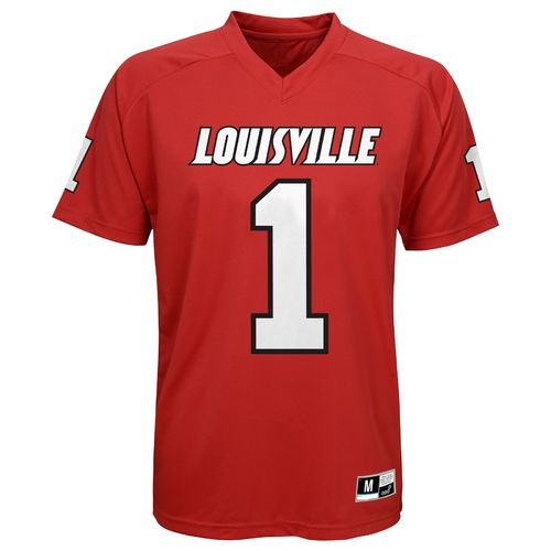 NCAA Toddlers' University of Louisville #1 Performance T-shirt