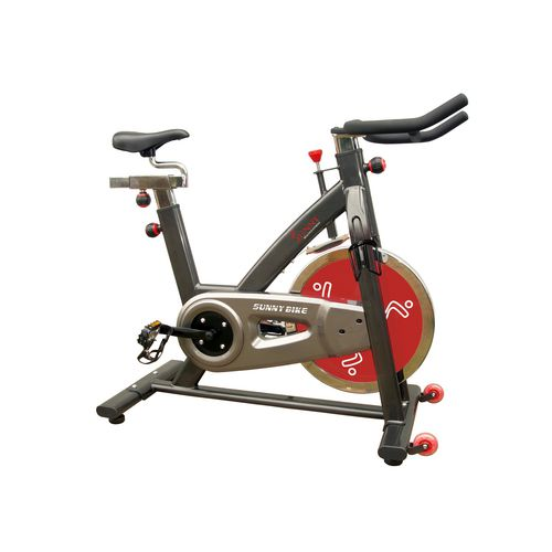 Sunny Health & Fitness SF-B1002 Belt Drive Indoor Cycling Exercise Bike