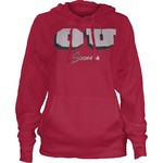 Three Squared Women's University of Oklahoma Dirty Bird Hoodie