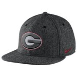 Nike Men's University of Georgia True Tweed Adjustable Cap