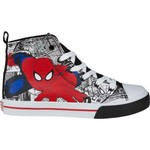 Marvel Boys' Spider-Man 2015 High-Top Athletic Lifestyle Shoes