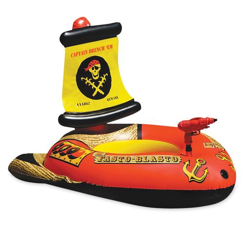 Poolmaster® Pirate Ship with Action Squirter