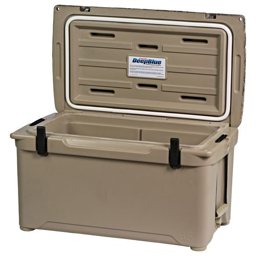 Engel 80 DeepBlue Roto-Molded High-Performance Cooler with Camo Lid - view number 2
