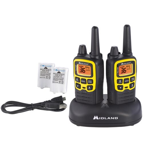 Display product reviews for Midland X-Talker T61VP3 2-Way Radios 2-Pack