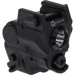 iProtec Q-Series Subcompact Pistol Laser Sight and LED Light Combo