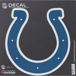 "Stockdale Indianapolis Colts 6"" x 6"" Decal"