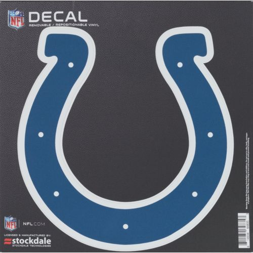 Stockdale Indianapolis Colts 6' x 6' Decal