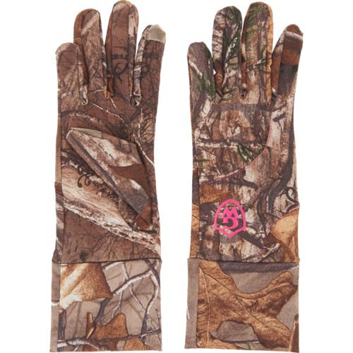 Game Winner Women's Eagles Pass Realtree Xtra Lightweight Glove Liners