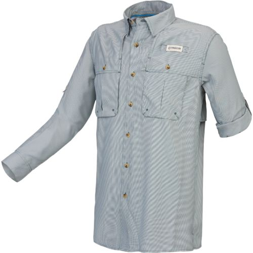 magellan outdoors men 39 s aransas pass mini check long