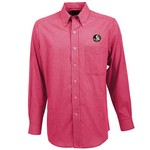 Antigua Men's Florida State University Associate Button-Down Shirt