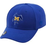 Top of the World Adults' McNeese State University Premium Collection Memory Fit™ Cap - view number 1