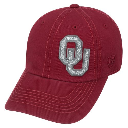 Top of the World Women's University of Oklahoma Entourage Cap