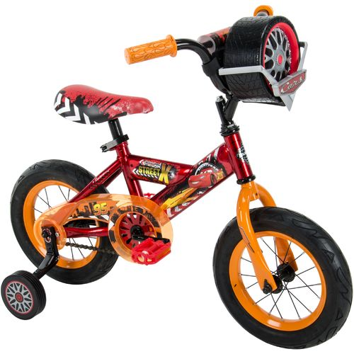 "Display product reviews for Huffy Boys' Cars 12"" Bicycle"