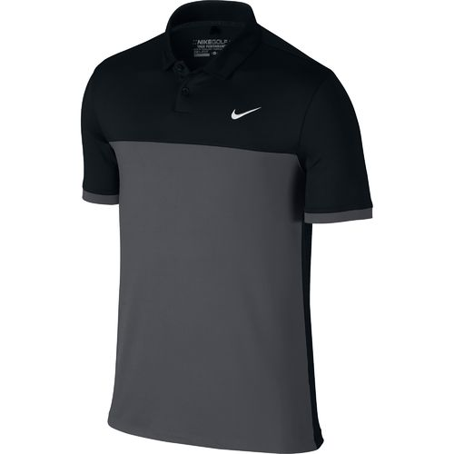 Nike Men's Icon Colorblock Golf Polo Shirt