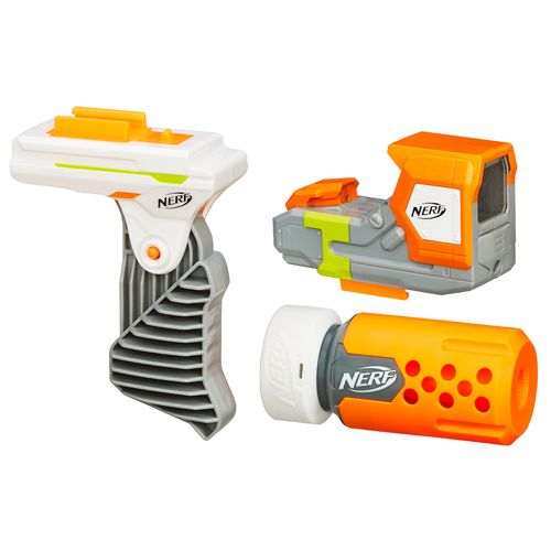 Display product reviews for NERF Modulus Stealth Ops Upgrade Kit