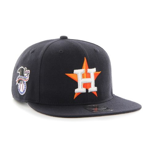 '47 Adults' Houston Astros Sure Shot Captain Cap - view number 3