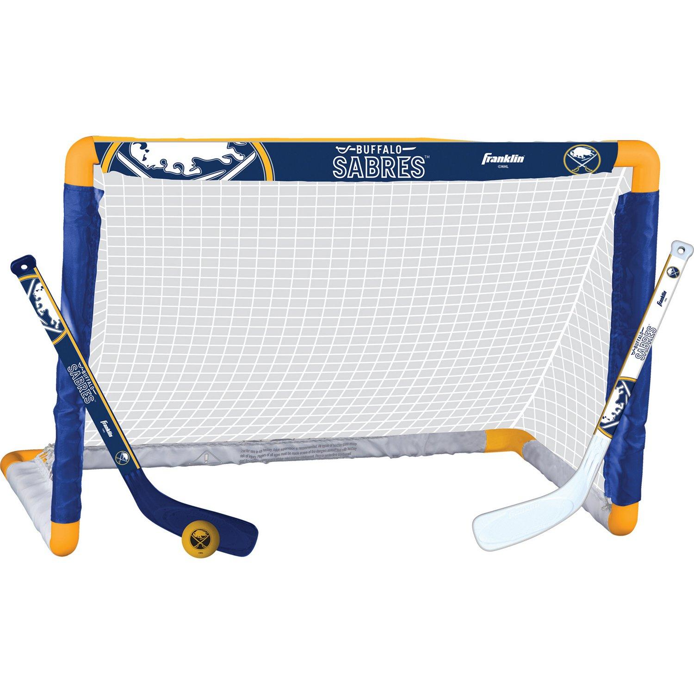 Franklin Buffalo Sabres Mini Hockey Goal Set