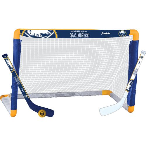 Franklin Buffalo Sabres Mini Hockey Goal Set