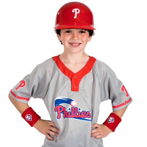 Franklin Kids' Philadelphia Phillies Uniform Set - view number 2