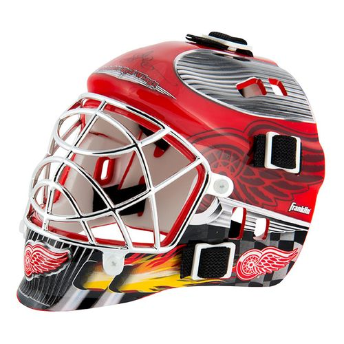 Franklin NHL Team Series Detroit Red Wings Mini Goalie Mask