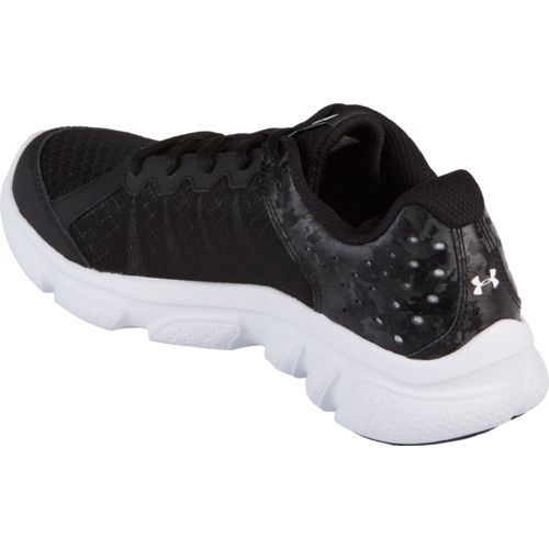 Under Armour Boys' BPS Assert 6 Running Shoes - view number 3