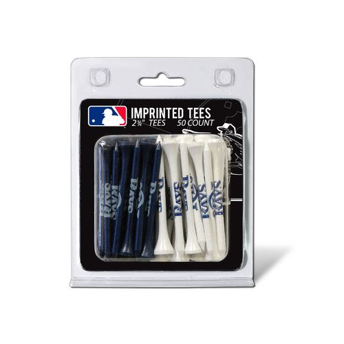 Team Golf Tampa Bay Rays Golf Tees 50-Pack - view number 1