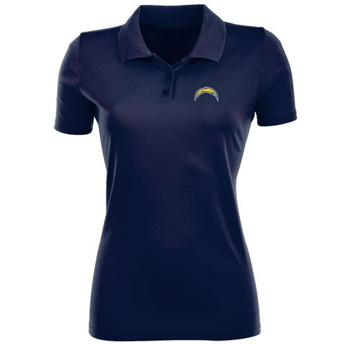 Antigua Women's San Diego Chargers Exceed Polo Shirt