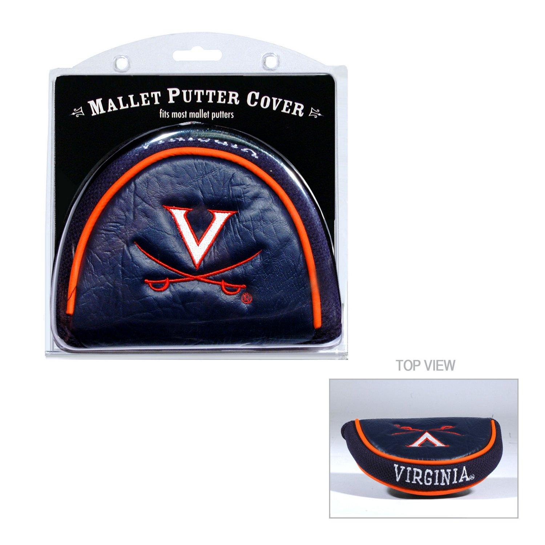 Team Golf University of Virginia Mallet Putter Cover