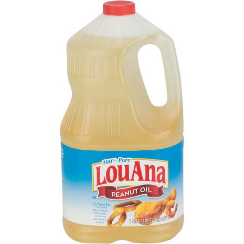 LouAna® 1-Gallon Pure Peanut Oil
