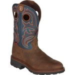 Tony Lama Men's Crazy Horse Buffalo 3R Work Boots - view number 2