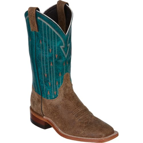 Justin Women's Bent Rail Cracked Cowhide Western Boots - view number 2
