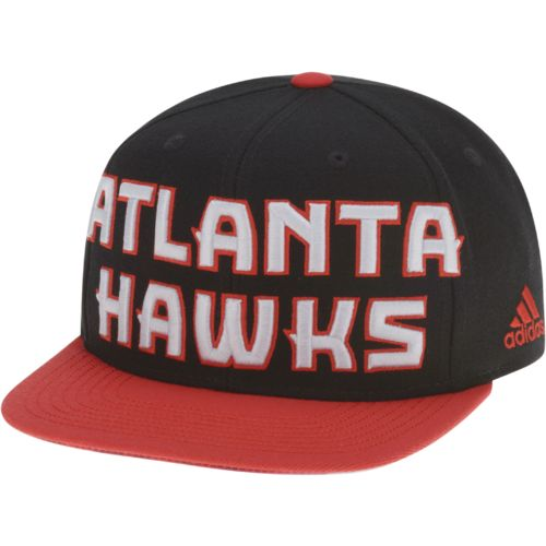 adidas™ Men's Atlanta Hawks On Court Snapback Cap