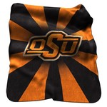 Logo™ Oklahoma State University Raschel Throw - view number 1