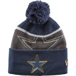New Era Adults' Dallas Cowboys Gold Collection Knit Cap