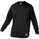 Rawlings Kids' Dugout Fleece Pullover - view number 1