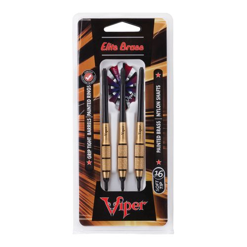 Viper Elite 16-Gram Soft-Tip Darts 3-Pack - view number 3
