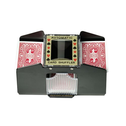 GLD 4-Deck Automatic Card Shuffler - view number 2