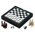 Mainstreet Classics Wall Street 3-in-1 Game Set