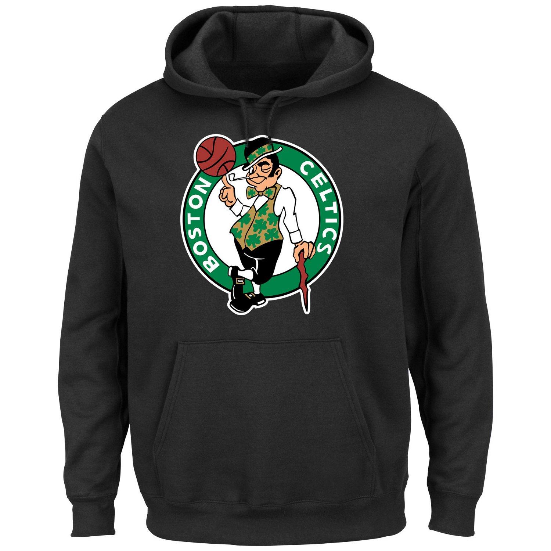 Majestic Men's Boston Celtics Tek Patch™ Hoodie