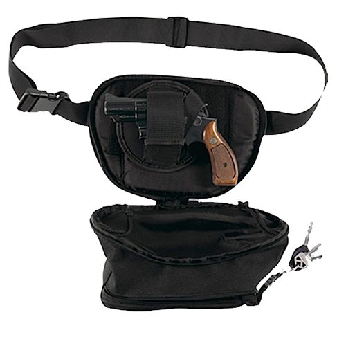 Bulldog Fanny Pack Small Pistol Holster